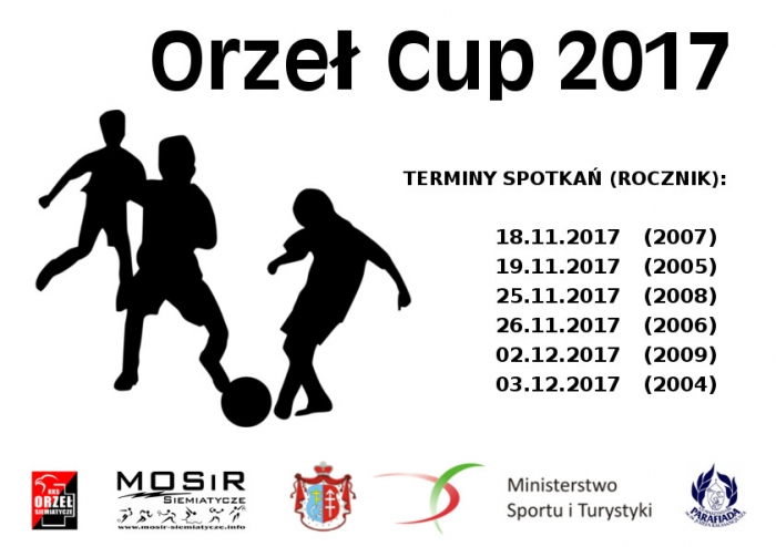 Orzeł Cup 2017